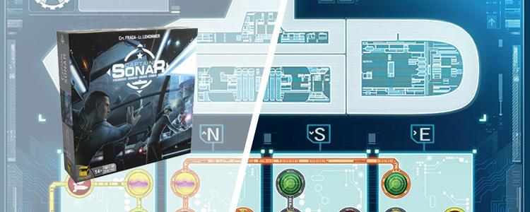 Imagen del juego de Captain Sonar uno de los mejores de 2016