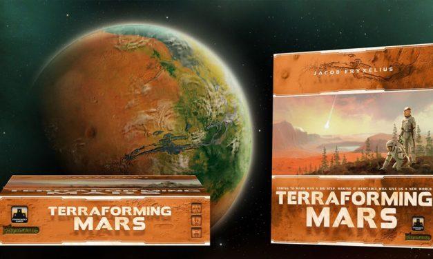 ¿Cómo jugar al Terraforming Mars?