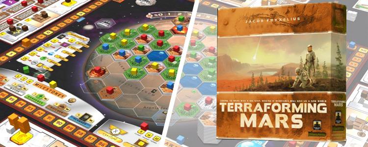 imagen del juego de terraforming mars