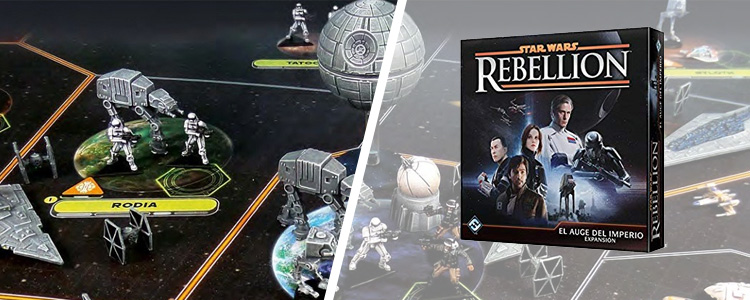 Juego de Star Wars Rebellion