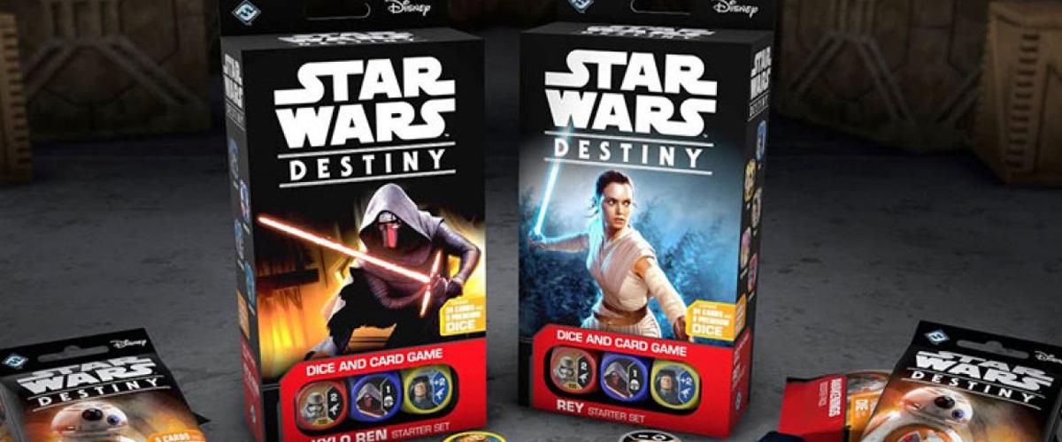 ¿Cómo jugar a Star Wars Destiny?
