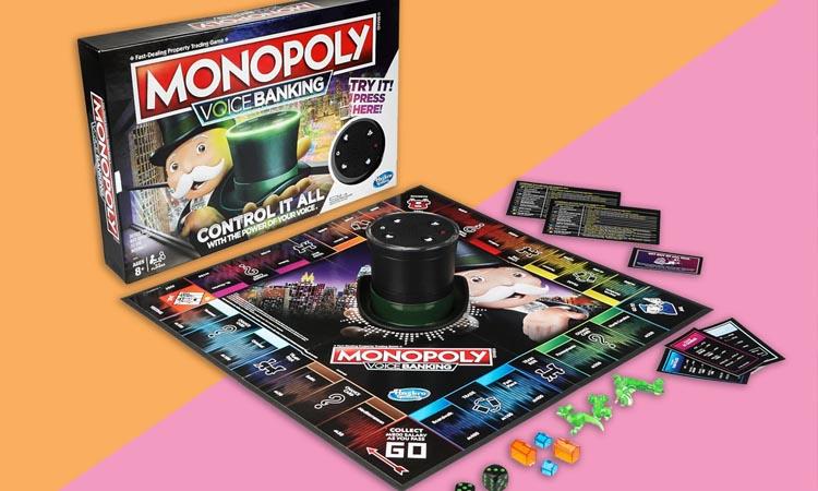 Última versión del juego de Monopoly