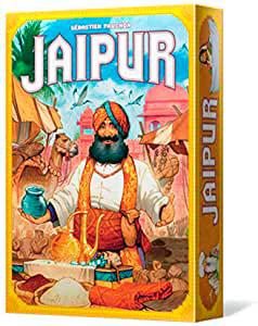 juego de mesa para dos participantes jaipur