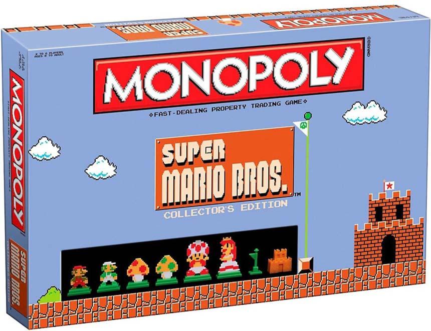 Caja MonopolyGamer Collector's Edition