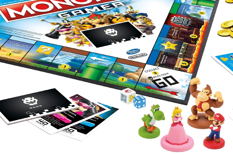 El juego MonopolyGamer