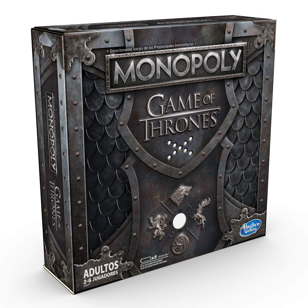 Juego de mesa Monopoly Juego de Tronos