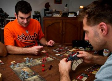 Los 7 mejores juegos de mesa para 2 personas