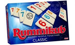 caja del juego de mesa Rummikub Classic