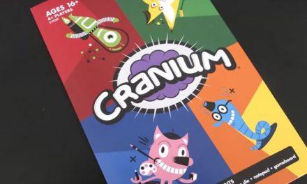 ¿Qué es el juego de mesa Cranium?