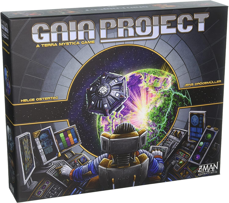 Gaia Project juego de mesa de estrategia