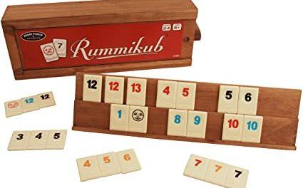 ¿Cómo jugar al rummikub? Instrucciones y reglas.